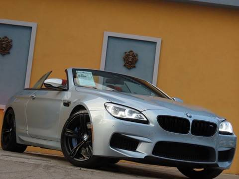 2016 BMW M6 for sale at Paradise Motor Sports LLC in Lexington KY