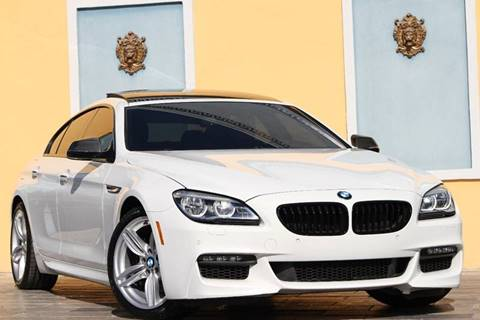 2017 BMW 6 Series for sale at Paradise Motor Sports LLC in Lexington KY
