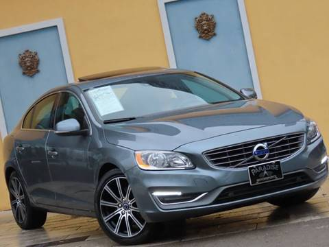 2017 Volvo S60 for sale at Paradise Motor Sports LLC in Lexington KY