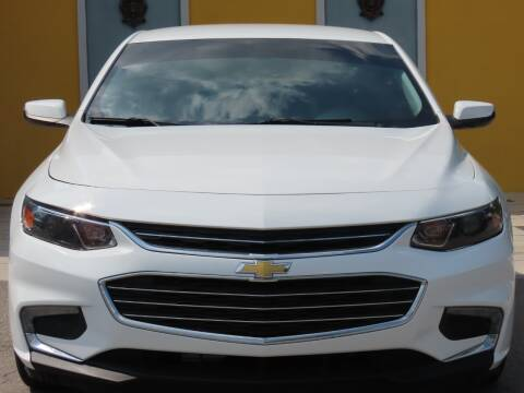 2016 Chevrolet Malibu for sale at Paradise Motor Sports LLC in Lexington KY