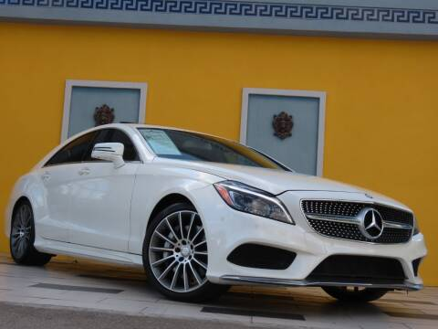 2017 Mercedes-Benz CLS for sale at Paradise Motor Sports LLC in Lexington KY