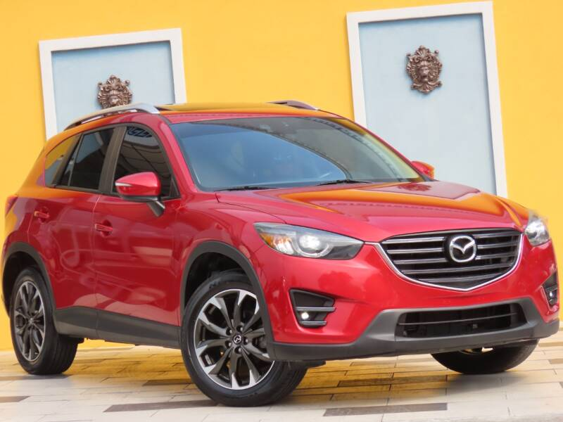 2016 Mazda CX-5 for sale at Paradise Motor Sports LLC in Lexington KY