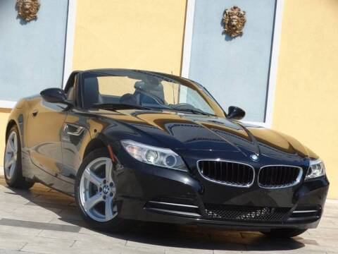2016 BMW Z4 for sale at Paradise Motor Sports LLC in Lexington KY