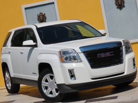 2014 GMC Terrain for sale at Paradise Motor Sports LLC in Lexington KY