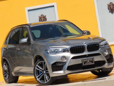 2018 BMW X5 M for sale at Paradise Motor Sports LLC in Lexington KY