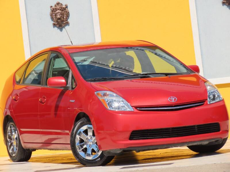 2009 Toyota Prius for sale at Paradise Motor Sports LLC in Lexington KY