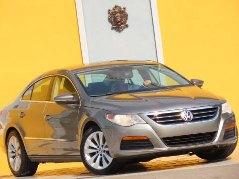 2012 Volkswagen CC for sale at Paradise Motor Sports LLC in Lexington KY
