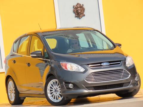 2015 Ford C-MAX Hybrid for sale at Paradise Motor Sports LLC in Lexington KY