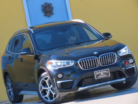 2018 BMW X1 for sale at Paradise Motor Sports LLC in Lexington KY