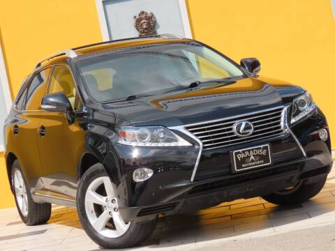 2015 Lexus RX 350 for sale at Paradise Motor Sports LLC in Lexington KY