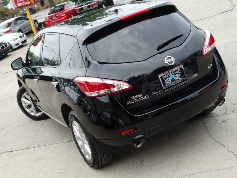 2014 Nissan Murano AWD S 4dr SUV - Lexington KY