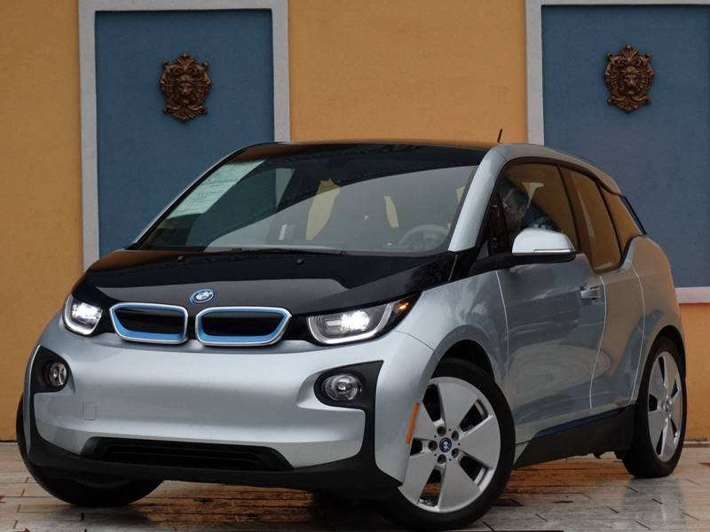 2014 BMW i3 4dr Hatchback - Lexington KY