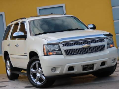 2008 Chevrolet Tahoe for sale at Paradise Motor Sports LLC in Lexington KY