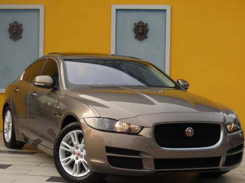 2017 Jaguar XE for sale at Paradise Motor Sports LLC in Lexington KY