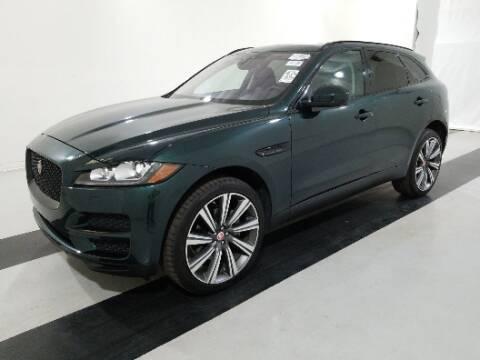 2017 Jaguar F-PACE for sale at Paradise Motor Sports LLC in Lexington KY