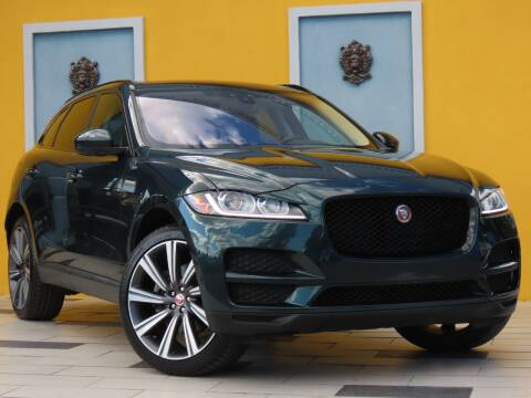 2017 Jaguar F-PACE for sale at Paradise Motor Sports LLC in Lexington KY