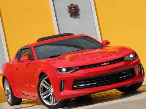 2018 Chevrolet Camaro for sale at Paradise Motor Sports LLC in Lexington KY