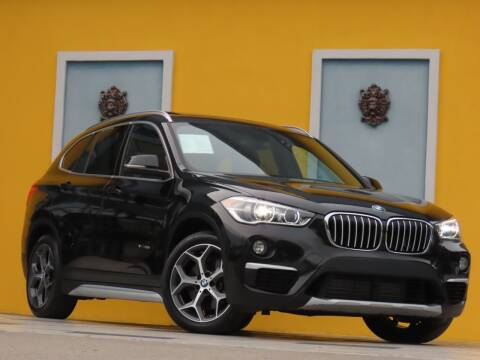 2017 BMW X1 for sale at Paradise Motor Sports LLC in Lexington KY