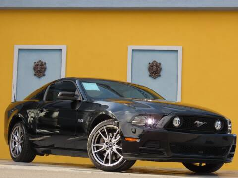 2014 Ford Mustang for sale at Paradise Motor Sports LLC in Lexington KY
