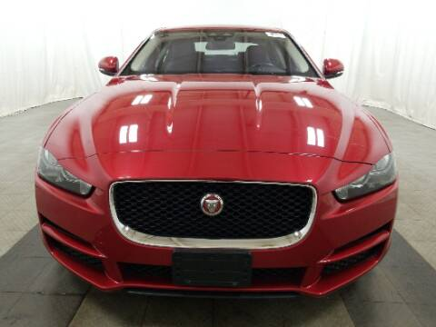 2017 Jaguar XE for sale at Paradise Motor Sports LLC in Lexington KY