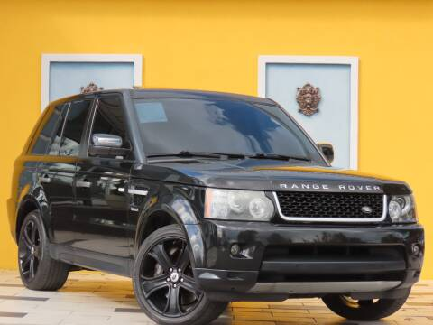 2010 Land Rover Range Rover Sport for sale at Paradise Motor Sports LLC in Lexington KY