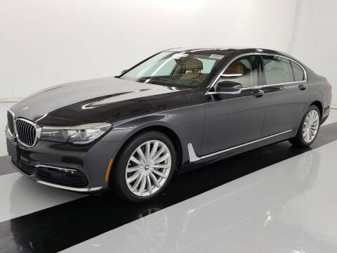 2017 BMW 7 Series for sale at Paradise Motor Sports LLC in Lexington KY