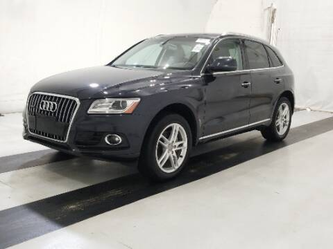 2016 Audi Q5 for sale at Paradise Motor Sports LLC in Lexington KY