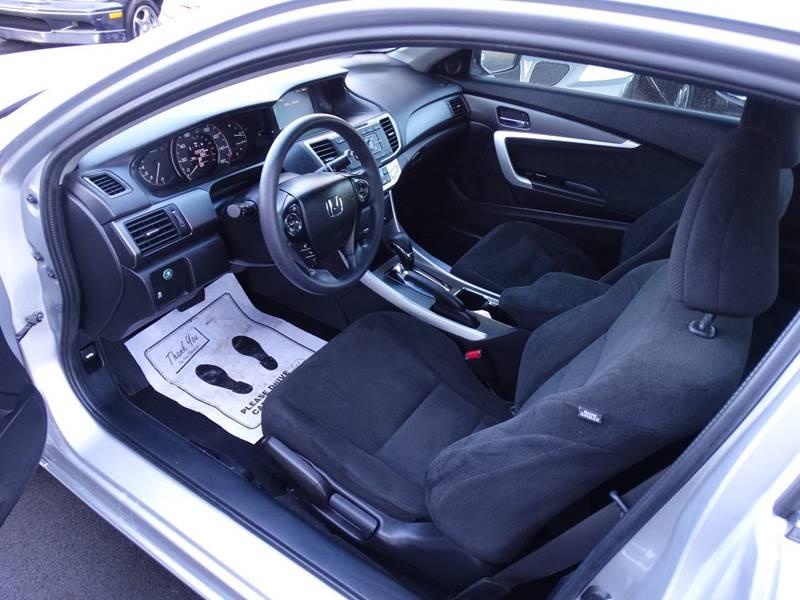 2013 Honda Accord LX-S 2dr Coupe CVT - Lexington KY