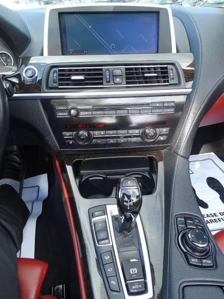 2013 BMW 6 Series AWD 650i xDrive 2dr Convertible - Lexington KY