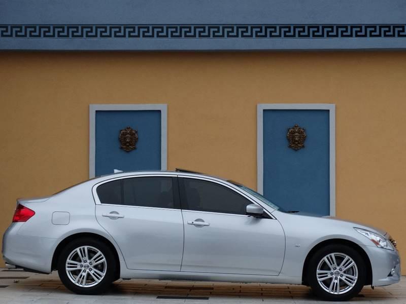 2015 Infiniti Q40 AWD 4dr Sedan - Lexington KY