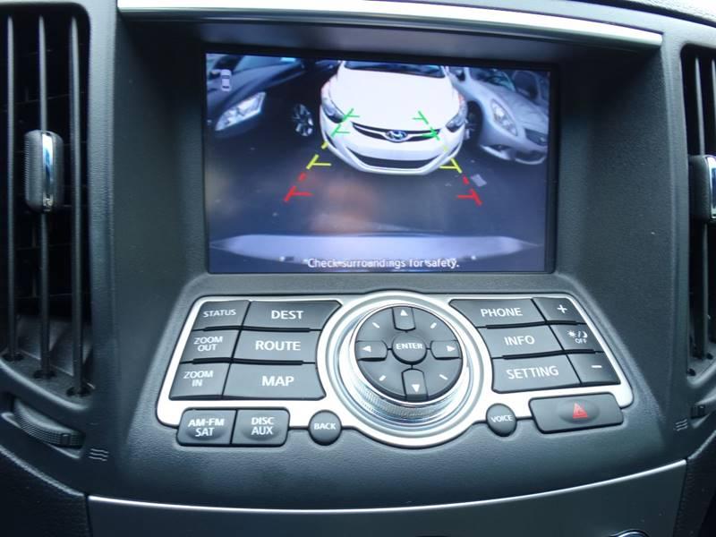 2013 Infiniti G37 Sedan Journey 4dr Sedan - Lexington KY