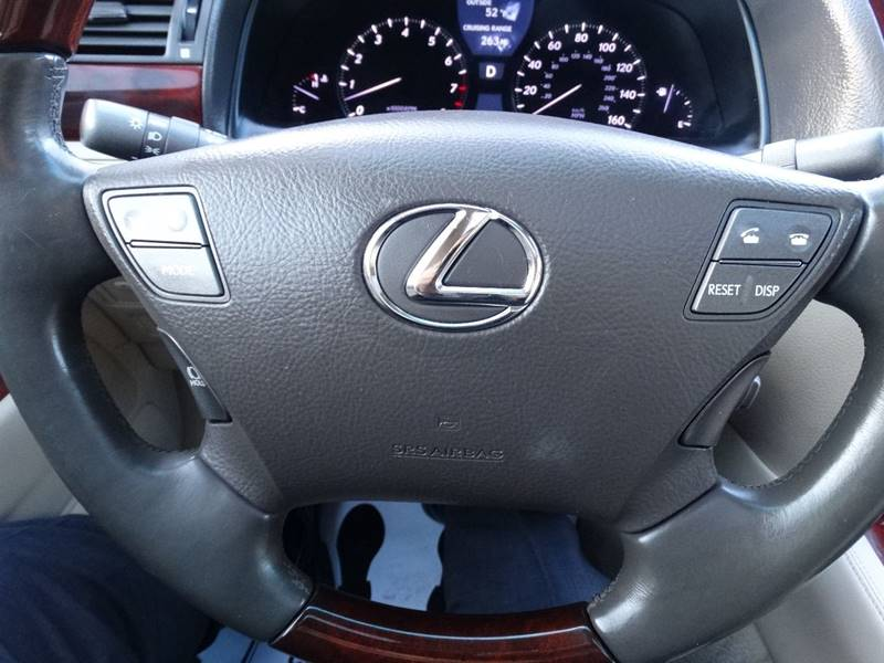 2011 Lexus LS 460 4dr Sedan - Lexington KY