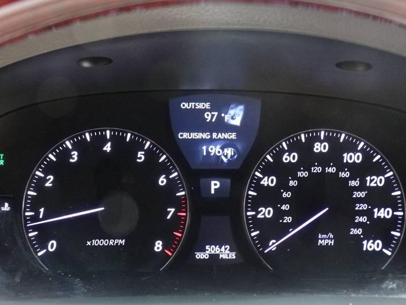 2011 Lexus LS 460 4dr Sedan - Lexington KY