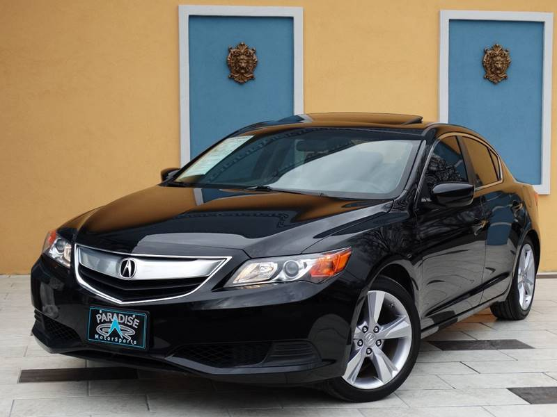 2014 Acura ILX 2.0L 4dr Sedan - Lexington KY