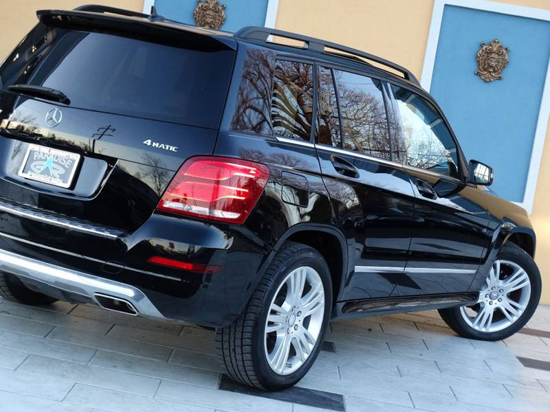 2014 Mercedes-Benz GLK AWD GLK 350 4MATIC 4dr SUV - Lexington KY