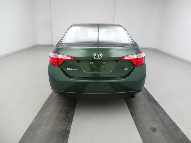 2014 Toyota Corolla LE 4dr Sedan - Lexington KY