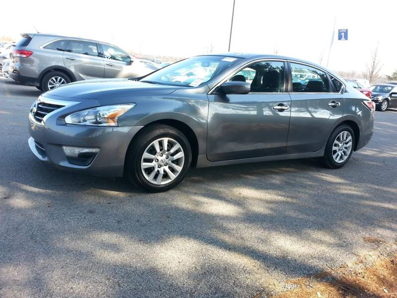 2015 Nissan Altima 2.5 S 4dr Sedan - Lexington KY