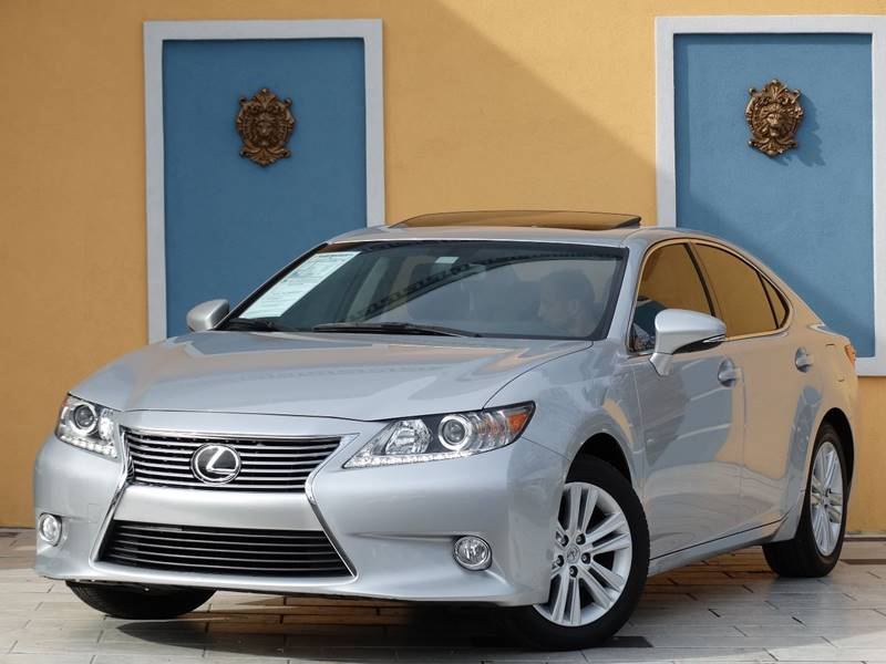 2015 Lexus ES 350 4dr Sedan - Lexington KY