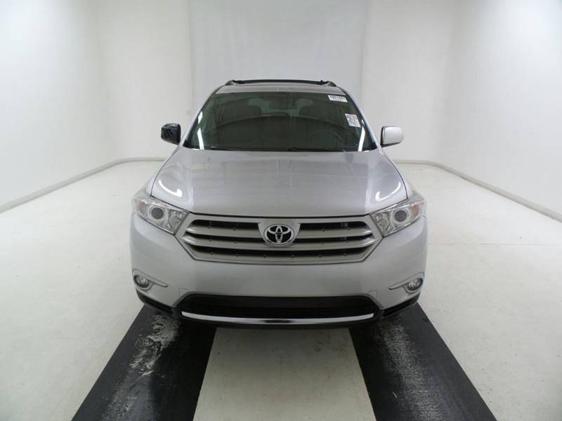 2012 Toyota Highlander SE 4dr SUV - Lexington KY