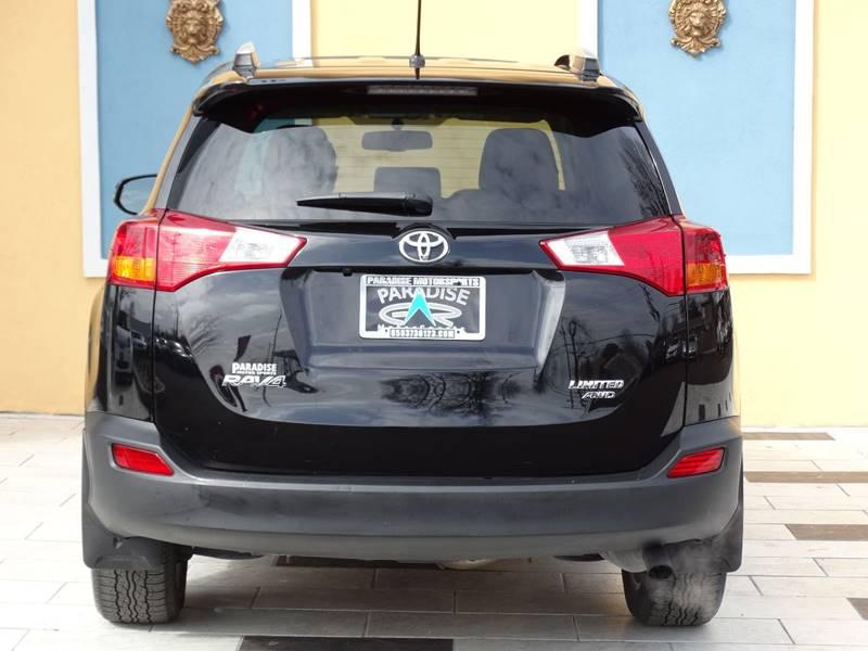 2013 Toyota RAV4 AWD Limited 4dr SUV - Lexington KY