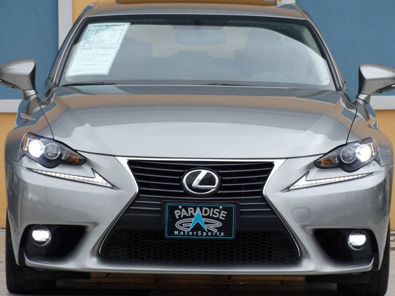 2015 Lexus IS 250 AWD 4dr Sedan - Lexington KY