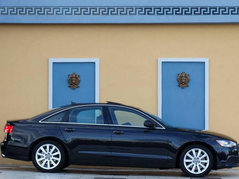 2014 Audi A6 AWD 2.0T quattro Premium Plus 4dr Sedan - Lexington KY