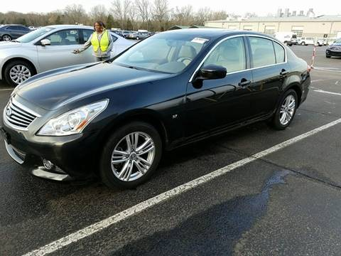 2015 Infiniti Q40 for sale in Lexington, KY