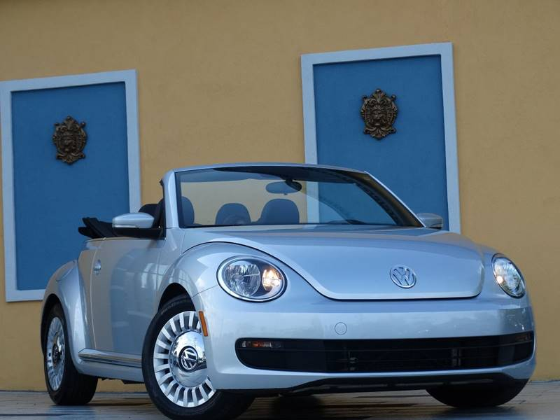 2015 Volkswagen Beetle 1.8T PZEV 2dr Convertible - Lexington KY