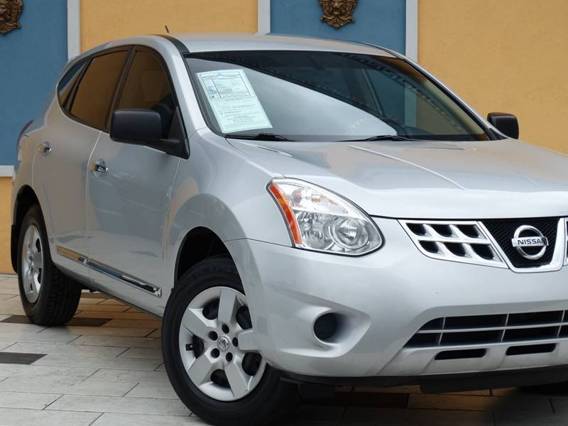 2013 Nissan Rogue S 4dr Crossover - Lexington KY