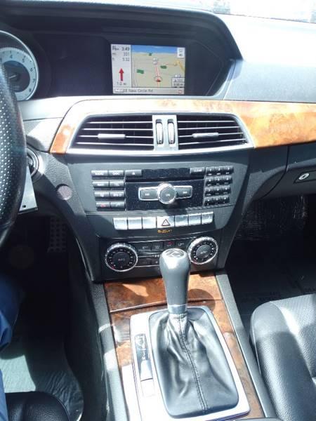 2013 Mercedes-Benz C-Class AWD C 300 Sport 4MATIC 4dr Sedan - Lexington KY