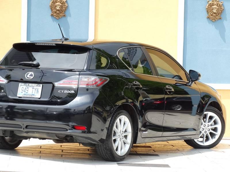 2012 Lexus CT 200h 4dr Hatchback - Lexington KY