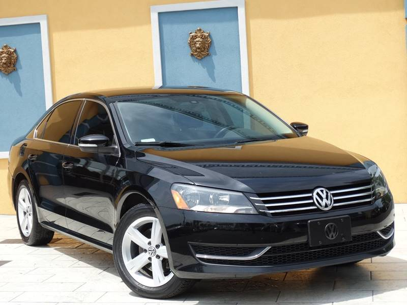 2013 Volkswagen Passat SE PZEV 4dr Sedan 6A - Lexington KY