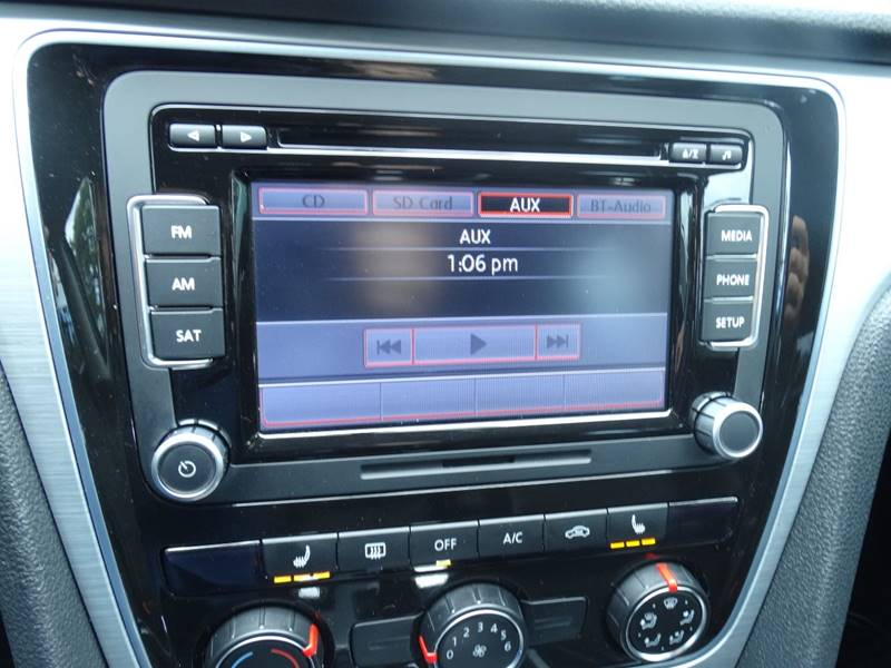 2013 Volkswagen Passat SE PZEV 4dr Sedan 6A - Lexington KY