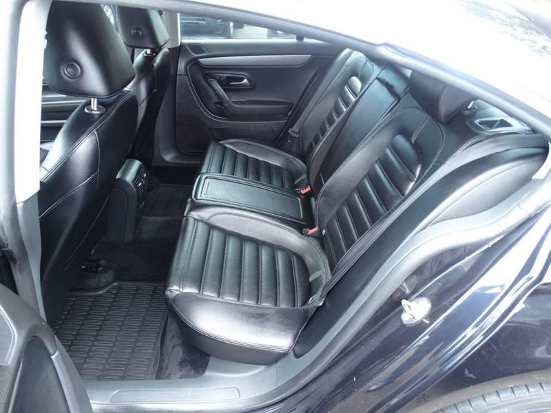 2012 Volkswagen CC Sport PZEV 4dr Sedan 6M - Lexington KY